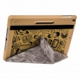 ����� ��� iPad Air Ozaki O!coat Relax case, ���� Khaki (OC113KH)