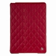 ������� ����� ��� iPad Air Jisoncase �� �������� ������, ���� red (JS-ID5-02H30)
