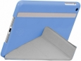 Чехол для iPad Air Ozaki O! coat Slim-Y 360° smart case цвет blue OC110BU