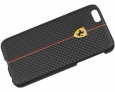 ����������� �����-�������� ��� iPhone 6 / 6S Ferrari Formula One Hard ���� Black FEFOCHCP6BL