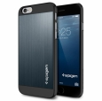 ����������� �����-�������� ��� iPhone 6 SPG-Spigen Aluminum Fit, ���� Metallic (SGP10946)