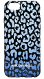 ����������� �����-�������� ��� iPhone 6 Karl Lagerfeld Camouflage Hard, ���� Blue (KLHCP6CABL)