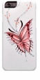 ����������� �����-�������� ��� iPhone 6 Plus / 6S Plus iCover HP Happy Butterfly ���� Pink IP6/5.5-HP/W-HB