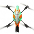 Квадрокоптер Parrot AR.Drone 1.0, цвет Green (PF720000AM)