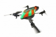 Квадрокоптер Parrot AR.Drone 1.0 Zone 2, цвет Green (PF720020AM)