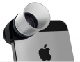 Объектив для iPhone SE/5S/5 Olloclip Macro Lens 3 in 1, цвет black (OCEU-IPH5-M3-BB)