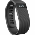 ����� ������-������� Fitbit Charge, ������ S ���� black PF404BKS