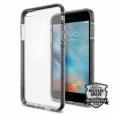 �������������� ��������������� �����-�������� ��� iPhone 6 Plus / 6S Plus SGP-Spigen Ultra Hybrid TECH Crystal ���� Gunmetal SGP11649