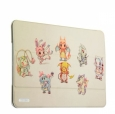 Чехол-книжка для iPad Air 2 UV-print Birscon Fashion series (Pokemon GO) Тип 7 14110