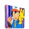 Чехол-книжка для iPad Air 2 UV-print Birscon Fashion series (Pokemon GO) Тип 9 14112
