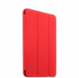 Чехол книжка для iPad mini/mini 2/mini 3 Smart Case, цвет красный (10852)