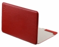 "Кожаный чехол для MacBook Air 11""Uniq Scarlet цвет red MA11TTX-CLQRED"