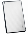 Защитная пленка на корпус iPad mini Spiigen SkinGuard Carbon Pattern цвет White (SGP10067)