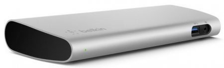 Расширитель портов ввода/вывода для MacBook Belkin Thunderbolt 2 Express Dock HD F4U085vf – фото 19213.41