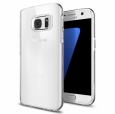 ����������� �����-�������� ��� Samsung Galaxy S7 SGP-Spigen Liquid Crystal ���� Crystal Clear 555CS20006