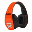 ������������ ��������� �������� � �������� ��������� Pump Audio Zeus Headphones ���� orange