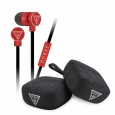 Наушники и Bluetooth-колонка Guess Bundle In-Ear wired + Bluetooth speaker цвет красный (GUBPERSPRE)