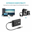 ������������� ������������ �������-���������� Anker Bluetooth Reciever+Transmitter ���� black 99ANRECV-02BA