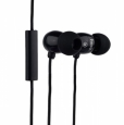 Наушники Hoco Common Headphone With Mic с микрофоном цвет black EPM01