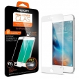 Защитное стекло для iPhone 6 Plus /6S Plus SGP-Spigen Oleophobic Coated Tempered Glass FC цвет White (SGP11635)