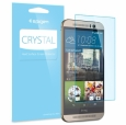 ���������� �������� ������ ��� HTC One M9 SGP-Spigen LCD Film Crystal CR SGP11380