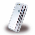 Термополиуретановый чехол-накладка для iPhone 7 Plus BMW Motorsport TPU Transperent Back Case Cover цвет transparent White BMHCP7LSPVWH