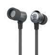 Стерео-наушники с разъемом Lightning Rock Mula S Stereo Lightning Earphone цвет space grey RAU0563