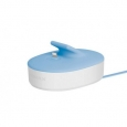 Док-станция для iPhone Momax U.Dock Charging Dock Lightning цвет blue (UD1L)