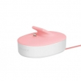 Док-станция для iPhone Momax U.Dock Charging Dock Lightning цвет pink (UD1L)