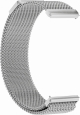 Металлический ремешок для Samsung Gear Sport/S2 Classic/Galaxy Watch (42 mm)/ Watch Active GSMIN Milanese Loop 20 цвет серебристый BT019299 – фото 35122.47