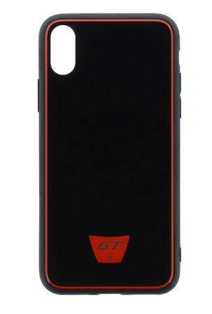Чехол-накладка для iPhone X/XS Maserati Gransport Acrylic Hard Glossy цвет черный MAGOUHCPXBK – фото 30507.41
