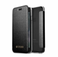 Чехол для iPhone 7 Plus / 8 Plus Guess Iridescent Booktype, цвет черный (GUFLBKI8LIGLTBK)