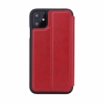 Чехол-книжка для iPhone 11 G-Case Slim Premium цвет красный GG-1148 – фото 39239.47