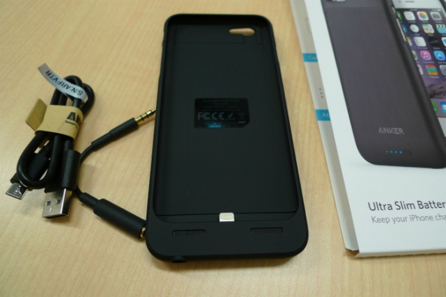 Anker Ultra-Slim Battery Case