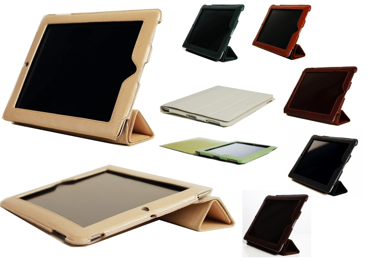 ����� ��� iPad 2 Vladenale Leather Case