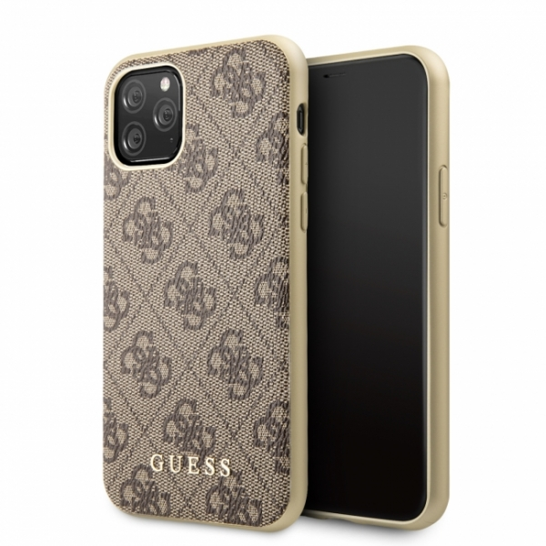 Чехол-накладка для iPhone 11 Pro Guess 4G collection Hard
